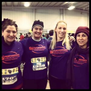 Performance Running Outfitters Run Into The New Year 5k Training Group